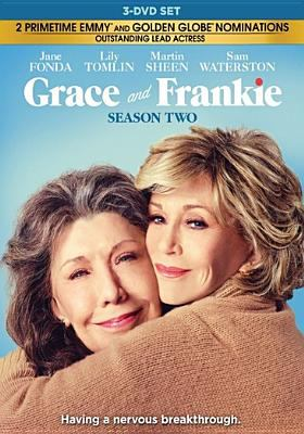 Grace and Frankie. Season 2 / Skydance Television ; Okay Good Night! ;  created by Marta Kauffman and Howard J. Morris ; produced by Jane Fonda, Jeff Freilich, Alexa Junge, Marta Kauffman, Howard J. Morris, Lily Tomlin and 12 others.