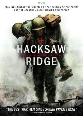 Hacksaw Ridge : a true story / Summit Entertainment and Cross Creek Pictures present in association with Demarest Media and Argent Pictures ; produced in association with IM Global and AI Film Productions and in association with Vendian Entertainment and Kylin Pictures ; a Pandemonium Films/Permut Presentations production ; a Mel Gibson film ; produced by David Permut, Bill Mechanic, Brian Oliver, William D. Johnson, Bruce Davey, Paul Currie, Terry Benedict ; screenplay by Robert Schenkkan and Andrew Knight ; directed by Mel Gibson.