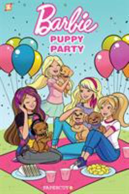 Barbie : puppy party