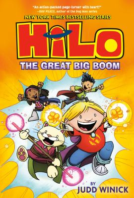 Hilo. Book 3, The great big boom