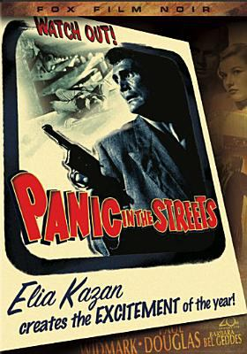 Panic in the streets / 20th Century Fox presents ; screen play by Richard Murphy ; adaptation by Daniel Fuchs from a story by Edna and Edward Anhalt ; produced by Sol C. Siegel ; directed by Elia Kazan.