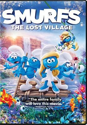 Smurfs, the lost village / Columbia Pictures presents ; in association with LStar Capital, Wanda Pictures ; a Kerner Entertainment Company production ; a Sony Pictures Animation film ; produced by Jordan Kerner, Mary Ellen Bauder Andrews ; written by Stacey Harman and Pamela Ribon ; directed by Kelly Asbury.