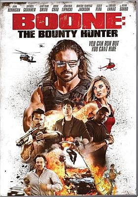 Boone : the bounty hunter