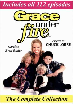 Grace under fire. The complete collection.
