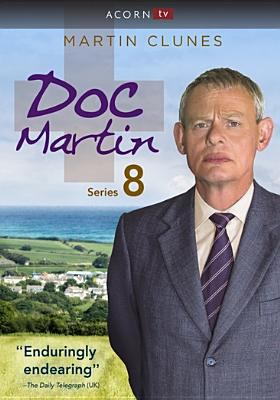 Doc Martin. Series 8 / written by Jack Lothian, Richard Stoneman, Julian Unthank, Colin Bateman, and Andrew Rattenbury ; series created by Dominic Minghella ; produced by Philippa Braithwaite ; directed by Nigel Cole and Stuart Orme ; Buffalo Pictures Production in association with Homerun Film Productions and Jet Stone Productions Limited.