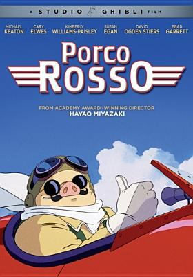 Porco rosso / a Studio Ghibli film ; director, Hayao Miyazaki.