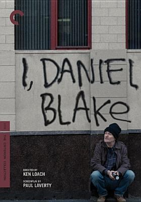 I, Daniel Blake / Sixteen Films, Why Not Productions, Wild Bunch ; BFI, BBC Films, Les Films du Fleuve, France 2 Cinéma ; Canal +, France Télévisions, Le Pacte ; Cinéart, Ciné +, VOO and Be tv ; screenplay, Paul Laverty ; producer, Rebecca O'Brien ; director, Ken Loach.