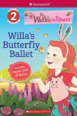 Willa's butterfly ballet