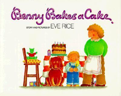 Benny bakes a cake