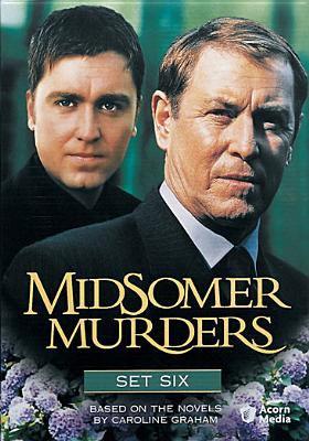 Midsomer murders. Set 6