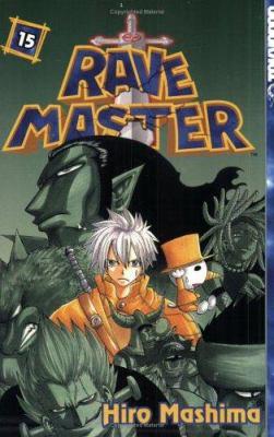 Rave master. Volume 15