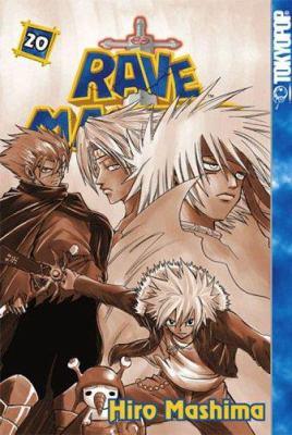 Rave master. Volume 20
