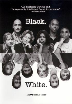 Black. White