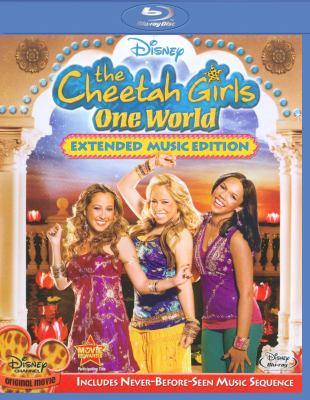 The Cheetah Girls. One world