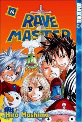 Rave master. Volume 14