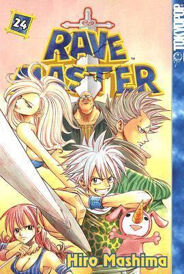 Rave master. Volume 24