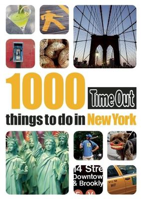 1000 things to do in New York.