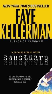 Sanctuary : a Decker/Lazarus novel
