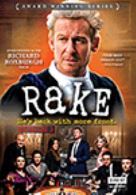 Rake. Season 3