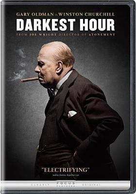 Darkest hour / Focus Features presents, in association with Perfect World Pictures, a Working Title production ; a Joe Wright film ; directed by Joe Wright ; produced by Tim Bevan, Eric Fellner, Lisa Bruce, Anthony McCarten, Douglas Urbanski ; written by Anthony McCarten.