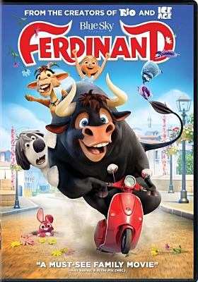 Ferdinand / Twentieth Century Fox Animation presents ; a Blue Sky Studios production ; produced by John Davis, Lisa Marie Stetler, Lori Forte, Bruce Anderson ; screenplay by Robert L. Baird and Tim Federle and Brad Copeland ; directed by Carlos Saldanha.