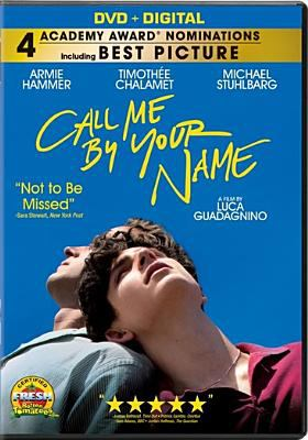 Call me by your name / Memento Films International, RT Features, M.Y.R.A. Entertainment present ; a Frenesy Film, La Cinéfacture co-production ; produced by James Ivory, Howard Rosenman, Rodrigo Teixeira, Marco Morabito, Peter Spears, Luca Guadagnino, Emilie Georges ; screenplay by James Ivory ; directed by Luca Guadagnino.