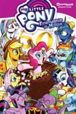 My little pony, friendship is magic : omnibus. Volume four