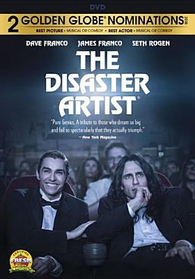 The disaster artist : based on a true story / directed by James Franco ; screenplay by Scott Neustadter & Michael H. Weber ; produced by James Franco, Vince Jolivette, Evan Goldberg, Seth Rogen, James Weaver ; an A24 and New Line Cinema presentation in association with Good Universe ; a Point Grey production ; a Ramona Films production ; a film by James Franco.