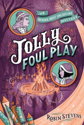 Jolly foul play : a Wells & Wong mystery