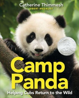 Camp Panda : helping cubs return to the wild