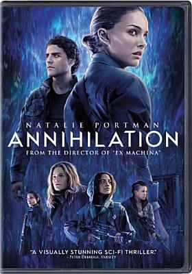 Annihilation / written for the screen and directed by Alex Garland ; produced by Scott Rudin, Andrew Macdonald, Allon Reich, Eli Bush ; Paramount Pictures and Skydance present ; a Scott Rudin/DNA Films production.