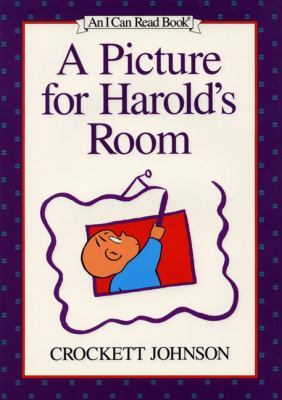 A picture for Harold's room ; a purple crayon adventure