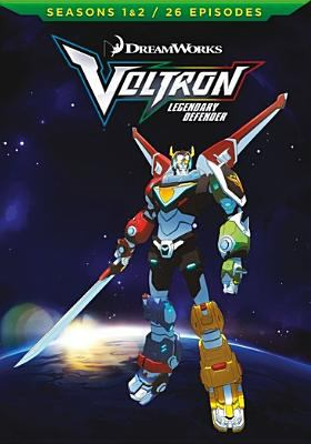 Voltron, legendary defender : seasons 1 & 2