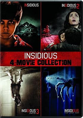 Insidious : 4-movie collection.