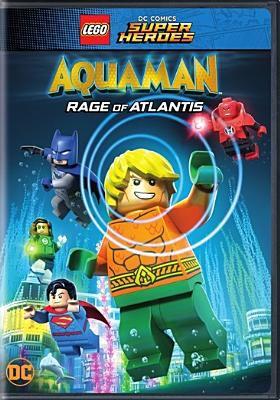 Lego DC comics super heroes. Aquaman : rage of Atlantis