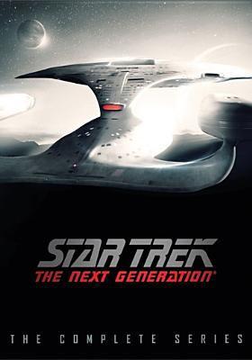 Star trek, the next generation : the complete series