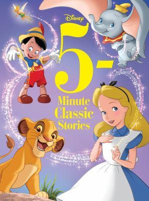 Disney 5-minute classic stories.