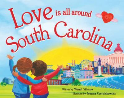 Love is all around South Carolina