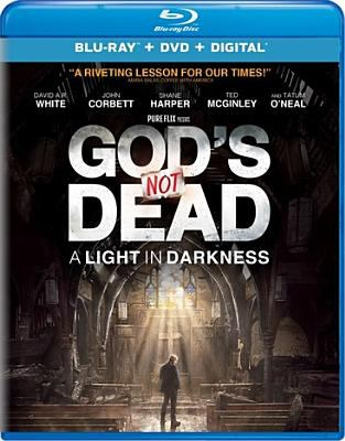 God's not dead : a light in darkness