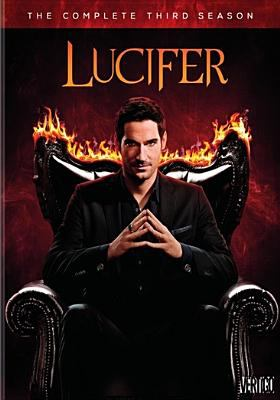 Lucifer. The complete third season