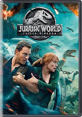 Jurassic world. Fallen kingdom / Univeral Pictures and Amblin Entertainment present ; produced by Frank Marshall, Patrick Crowley, Belen Atienza ; written by Derek Connolly & Colin Trevorrow ; directed by J.A. Bayona.