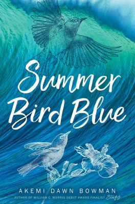 Summer Bird Blue