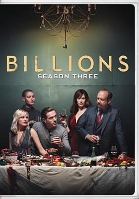 Billions. Season three / Showtime presents ; Best Available! ; TBTF Productions Inc. ; created by Brian Koppelman & David Levien & Andrew Ross Sorkin.