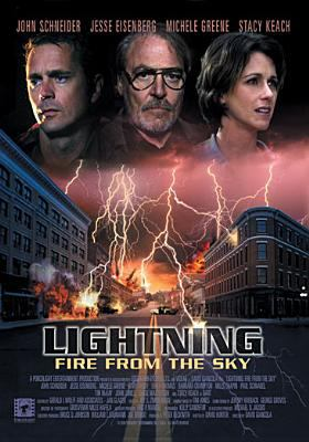 Lightning : fire from the sky