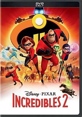 Incredibles 2 / Disney presents ; a Pixar Animation Studios film ; written & directed by Brad Bird ; produced by John Walker, Nicole Paradis Grindle ; executive producer John Lasseter.