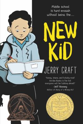 New kid / Jerry Craft ; with color by Jim Callahan.
