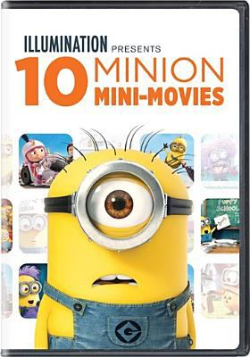 10 minion mini-movies.