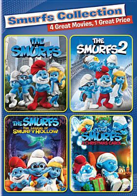 The Smurfs collection. The legend of Smurfy Hollow. A christmas carol