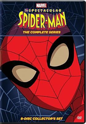 The spectacular Spider-Man. The complete series.