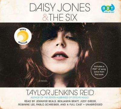 Daisy Jones & The Six / Taylor Jenkins Reid.